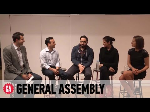 General Assembly: Making the Move From Law Office to Startup Office