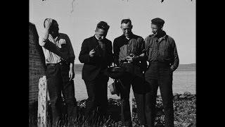 [Québec : North Shore Coastline] (1939 ?)