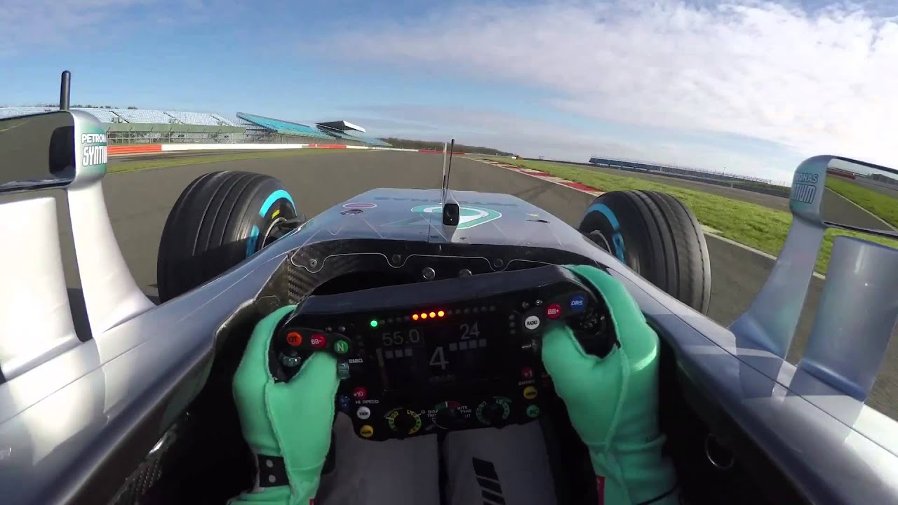 f1 2016 mercedes w07 drivers view youtube. Black Bedroom Furniture Sets. Home Design Ideas