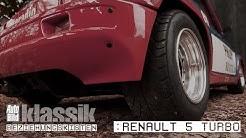 Renault 5 Turbo - Kurzfilm - AUTO BILD Klassik / Beziehungskisten