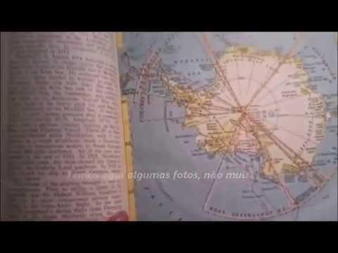 Flat Earth: Encyclopedia Americana mentions DOME over Antarctica