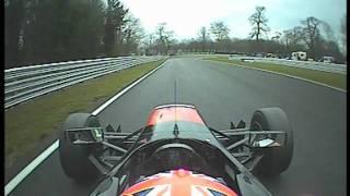 Stephen Jelley Oulton Park On-Board 2007 British F3