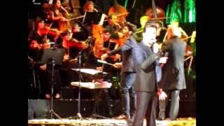 Funny Ignazio -Bis Surrender Il Volo Arena di Verona 21-09-15
