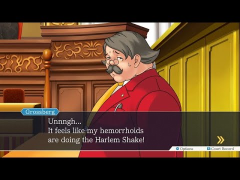 Out of context Ace Attorney |