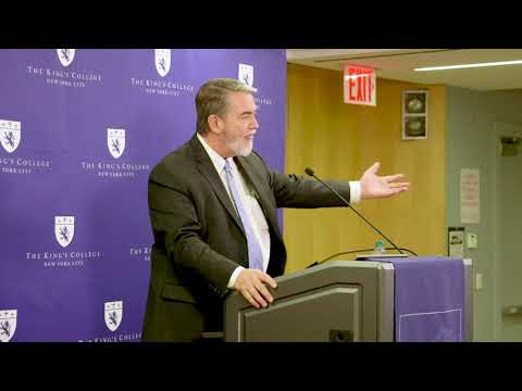 The King's College Presents: Presidential Lecture with Scott Hahn