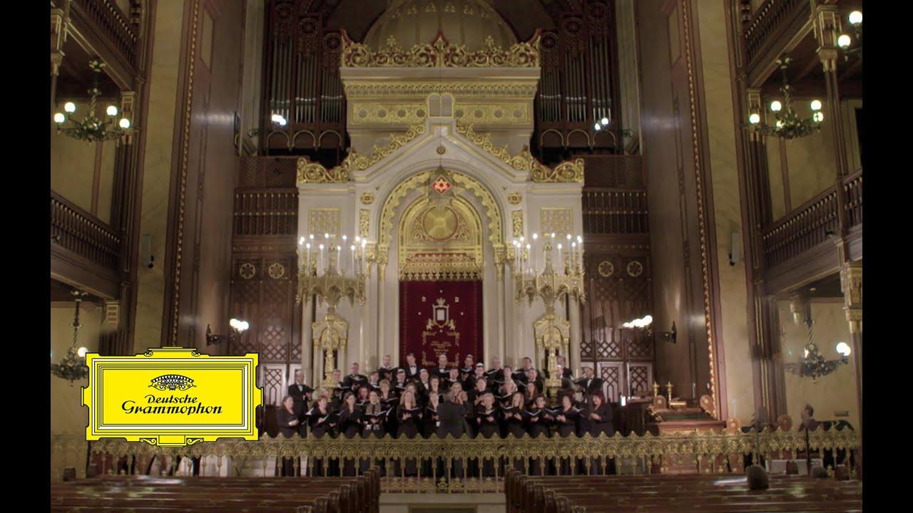 Andor Izsák & Hungarian Radio Choir – Lewandowski: Wie ein Hirsch lechzet, Psalm 42 und 43