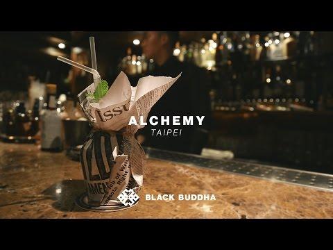Alchemy | Black Buddha (Taipei)