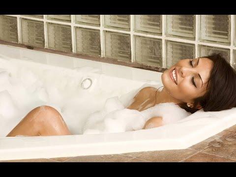 Как принимать ванну -