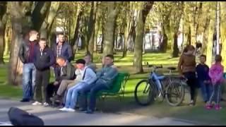 """09.04.17 Євангелізація в парку м.Червоноград """"Стою в присутності Твоїй"""""""