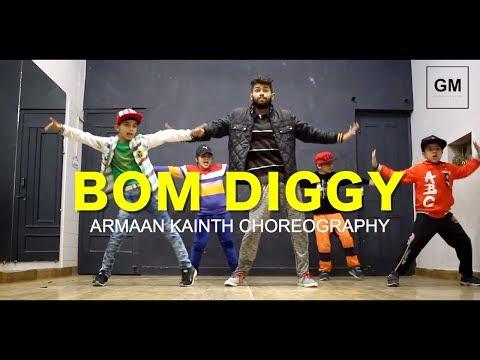Bom Diggy Kids Dance  Zack Knight  Jasmine Walia  Arman Kainth Choreography  G M Dance