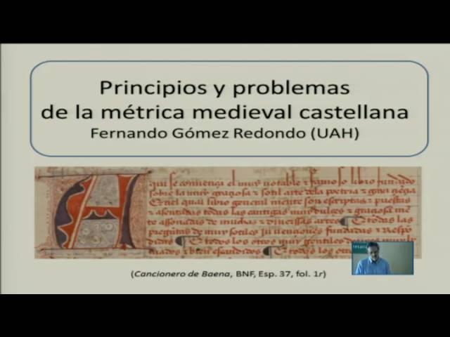 Principios y problemas de la metrica medieval castellana e Introducci  n