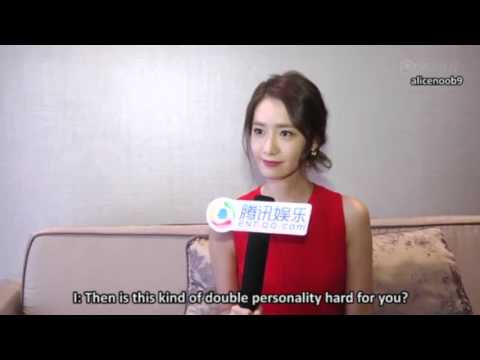 [ENG SUB] Yoona Tencent Interview