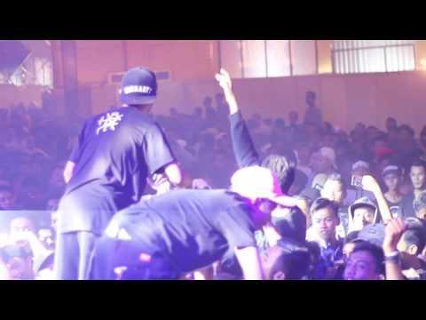 KMZERONINE - live at showcase icc 2016 ( Official Footage )