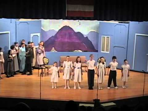 "Friedell Middle School 2010-2011 Musical ""The Sound of Music"" 4 of 6"