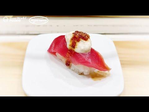 toyosu express service at sushi of gari