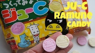Ju-c Ramune Candy Making Kit - Whatcha Eating? #123