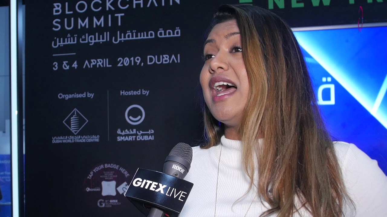 Future Blockchain Summit Director talks to GITEX Live