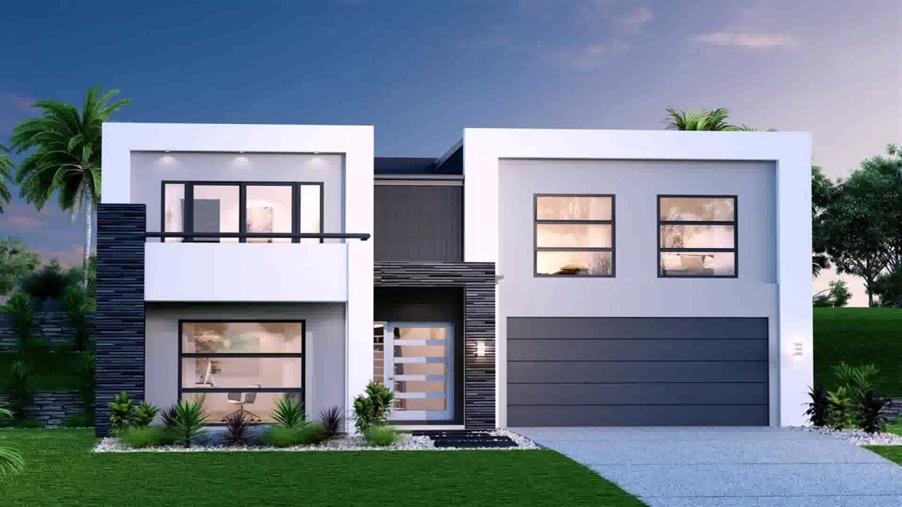 Split level house plans new zealand youtube for New split level homes