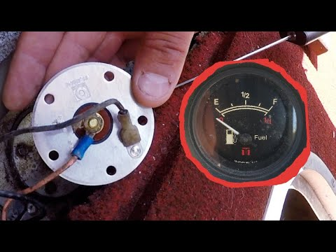 How To Test and Replace Your Fuel Sender on Your Boat - YouTube  Hp Mercury Outboard Tachometer Wiring Diagram on teleflex tachometer wiring diagram, vdo tachometer wiring diagram, auto meter tachometer wiring diagram, boat tachometer wiring diagram,