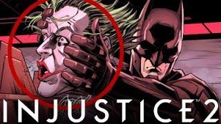 Injustice 2 - Batman Killed Joker?!