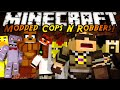 Minecraft Modded Cops N Robbers : FIVE NIGHTS AT FREDDY'S!?