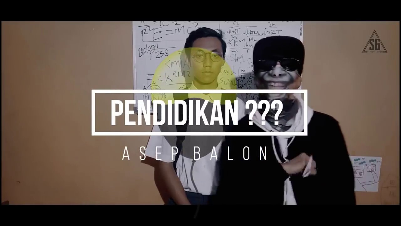 PENDIDIKAN Official Lyric Video #1