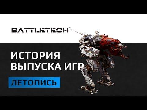 Список игр по вселенной Battletech