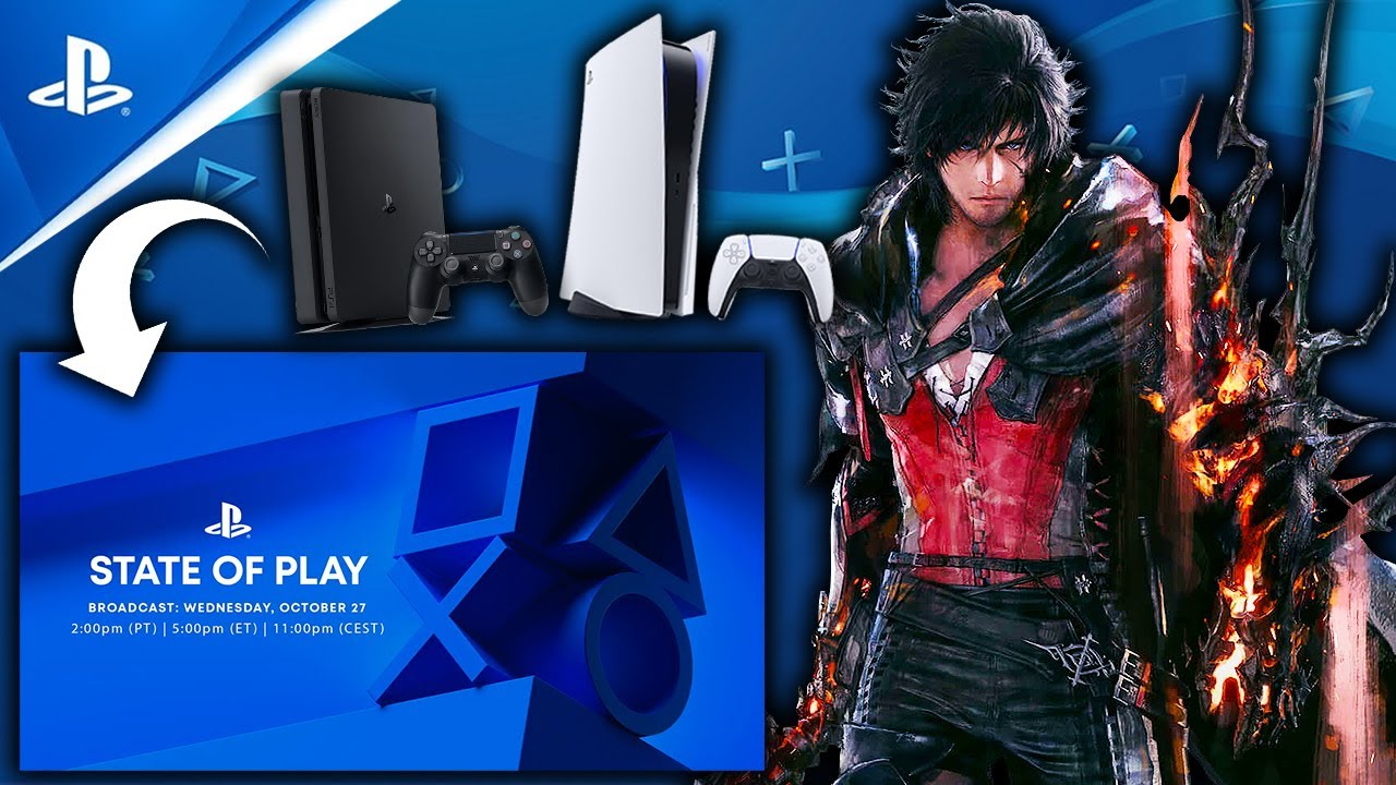 Download BIG PlayStation Event Next Week - New State of Play 20 Minutes of New PS4/PS5 Games + Game Updates