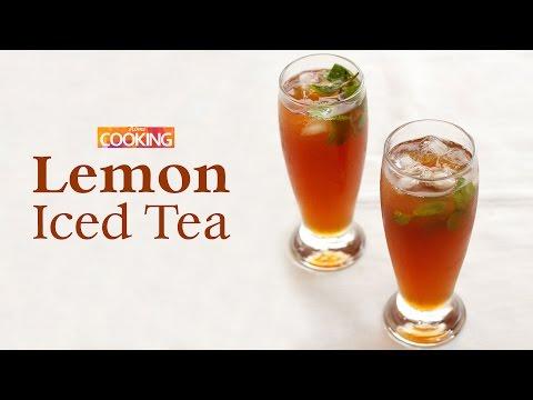 Lemon Ice Tea | Drinks | Ventuno Home Cooking