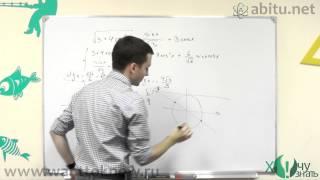 Разбор Олимпиады по Математике Физтех 2013. Видеоурок 3.