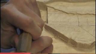 Relief Carving With Dylan Goodson