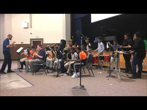 OrchKids at Booker T. Washington Middle School for the Arts