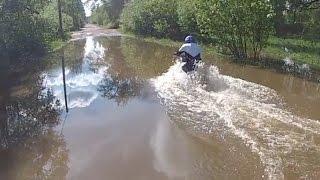 2014.06.01. Эндуро пробег. По уши в грязи. Enduro. Deep in mud.(2014.06.01. Эндуро пробег. По уши в грязи. Enduro. Deep in mud. Мотоциклы: Yamaha WR250R, Irbis TTR 250., 2014-06-04T19:20:17.000Z)