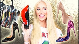 CHRISTIAN LOUBOUTIN HAUL! SHOES & BAGS | Gigi