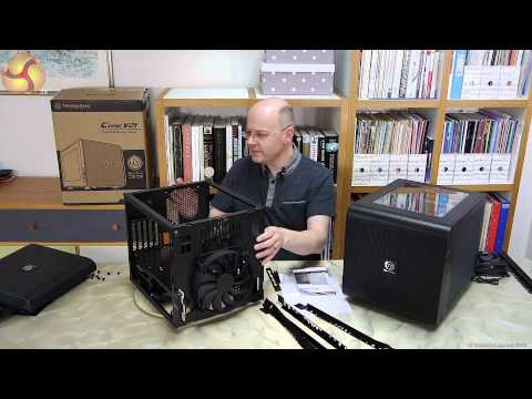 Thermaltake Core V21 Case Review - get stacked!