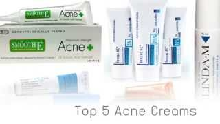 Top 5 Acne Creams that Help you to Get Rid of Acne overnight