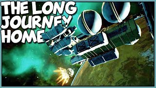 The Long Journey Home - No Man's Space - Let's Play The Long Journey Home Gameplay