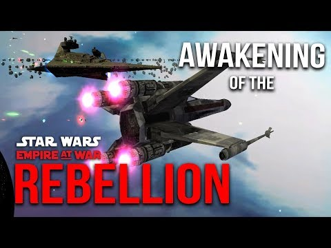 Star Wars Real Time Strategy  (Full Imperial Invasion) Ep 15