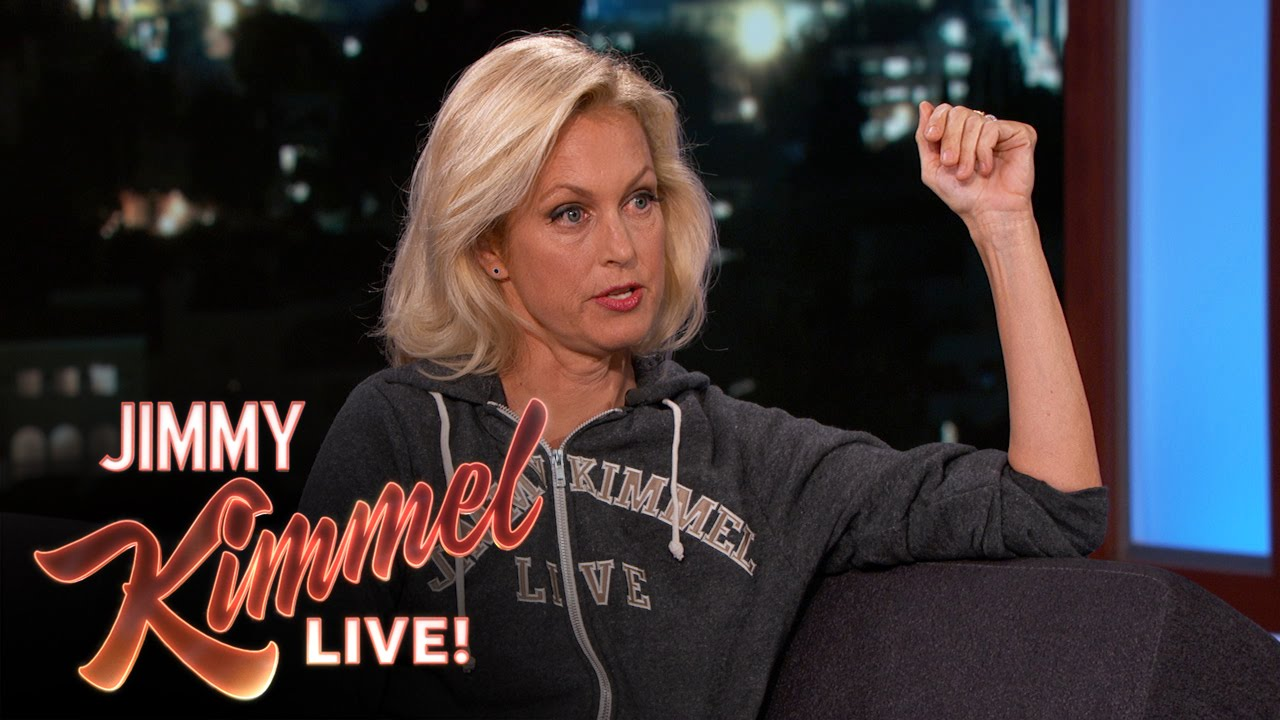 Watch Ali Wentworth video