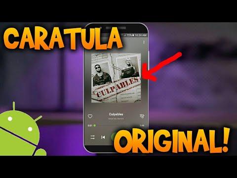 Como poner carátula e información original a toda tu música descargada en tu Android