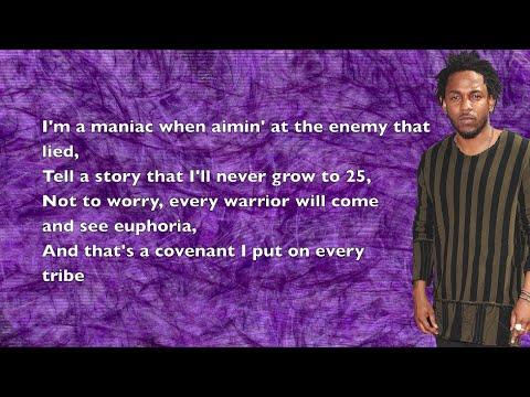 Kendrick Lamar - Cartoon & Cereal (ft. Gunplay) - Lyrics