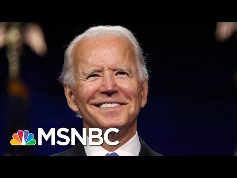 Biden Up In General Election Polling, Leads In Key Battleground States | Morning Joe | MSNBC