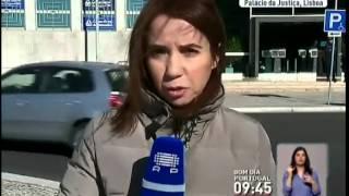 Pereira Cristovão ouvido por associação criminosa