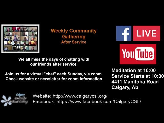 Sunday Love Stream-April 4, 2021 -