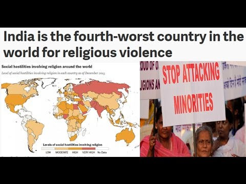Religious violence in India