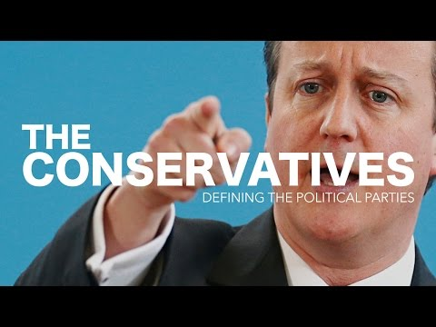 Defining the Political Parties: Conservatives