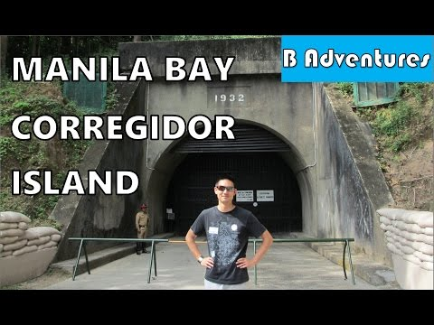 Filipino Heroes Memorial, Corregidor Philippines S1 Ep4