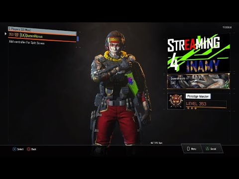 QueenHorus live | Streaming to Donate for a friend in need