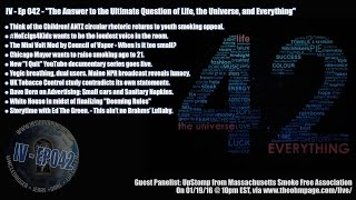 "IV - EP042 - ""The Answer to the Ultimate Question of Life, the Universe, and Everything"""