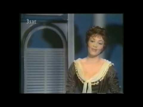 "Edith Mathis - W.A. Mozart ""Le Nozze di Figaro"" - Deh vieni non tardar"